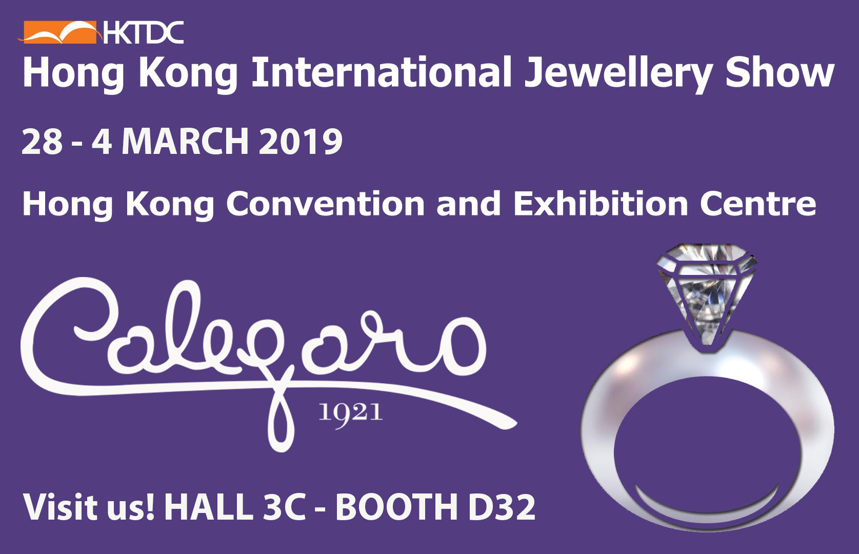 Hong Kong International Jewellery Show 2019